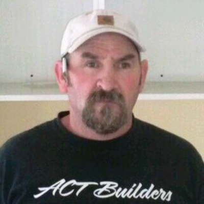Max McCarver is a Lead Carpenter at A.C.T. Builders