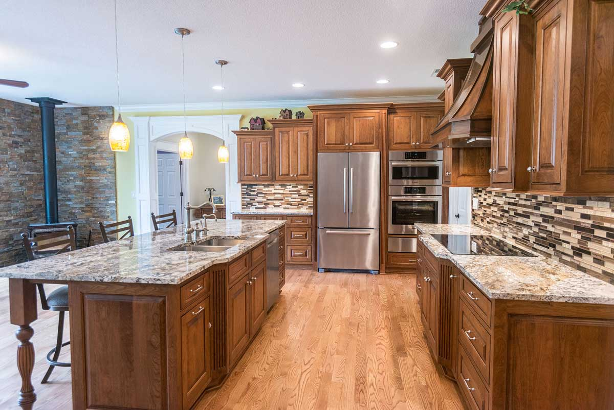 Your kitchen remodel needs a checklist a c t builders llc for Interior designer vancouver wa