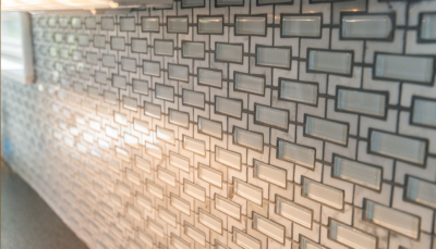 tile backsplash - A.C.T. Builders